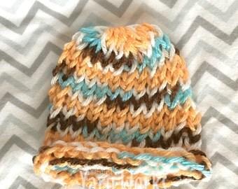 Mudpie Newborn Hat