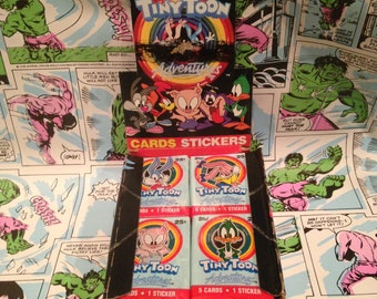 Tiny Toon Adventures Trading Cards