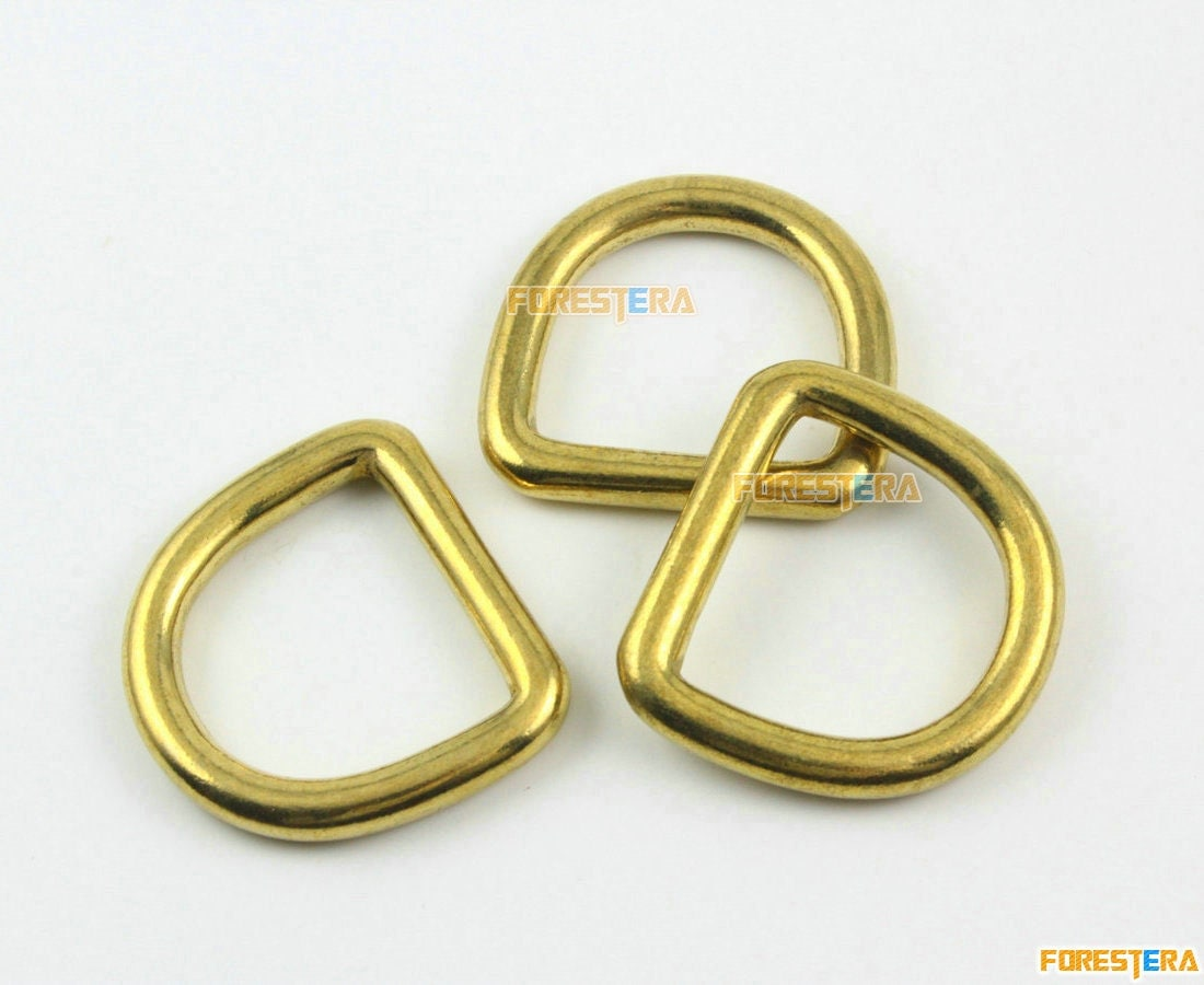 how to use d rings for purse straps