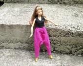 Barbie Harem Pants and Tank
