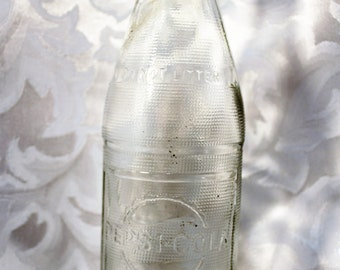Pepsi Bottle 1956 - Do Not Litter -