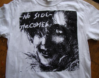 The Comes no side t shirt japanese hardcore punk