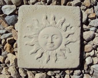 Stone Garden Sun
