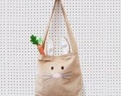 Bunny character bag