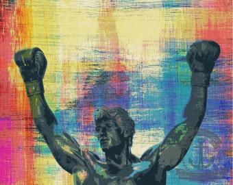Statue in Philly Philadelphia Landmark Memorabilia Product Options and Pricing via Dropdown Menu