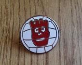 LIMITED EDITION Wilson Enamel Pin Badge