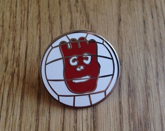 LIMITED EDITION Wilson Enamel Pin Badge