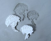 ceramic stamps - bisque stamps - stamps for clay - clay tools - clay stamps - pottery stamps -   ( 263 )