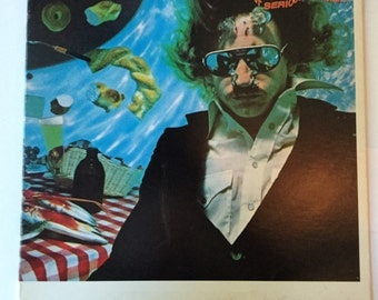 Joe Walsh But Seriously Folks Solo original Pressing with lifes been good single on Asylum 1978 eight minute version lifes been good best si