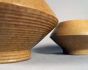 Zanesville Stoneage Modern by Zanesville Stoneware Company, architectural planter, ufo