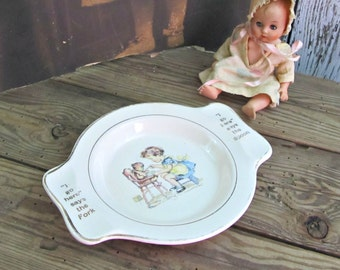 Baby Plate