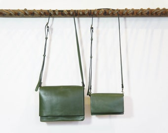 Messenger - Mini and Full Size - Green - SALE - 50% OFF