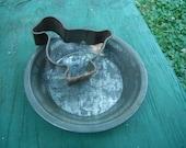 Primitive Metal Duck Cookie Cutter