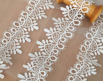 15 yards exquisite venice lace trim for bridal veil, wedding accessories,