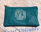 Personalized Crossbody Bag Purse Wristlet Ladies Teen Girls Monogrammed Gift Bridesmaids