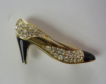 Swarovski This Shoe Brooch #8123058