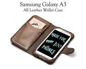 Galaxy A3 (2014) Leather ...