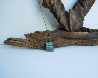 Tree Bark Pendant, Necklace, Nature Jewelry, Natural Jewelry, Nature Necklace, Unique Jewelry, Gift For Her, Christmas Gift, Gifts Under 20