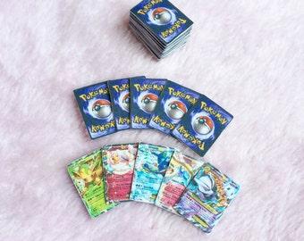 READY TO SHIP, Tiny Pokemon Card Deck