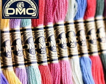 481 colors of DMC cotton floss,481 colors of DMC cotton thread,Art.117,you can choose any colors and any quantity