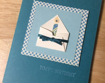 Card - Birthday Candle