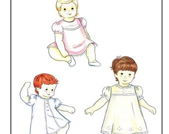 Baby Dresses Pattern  by Michie  #127