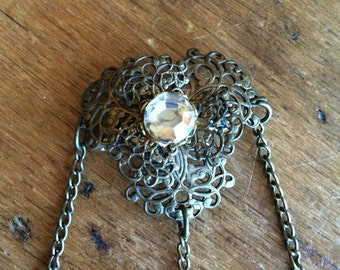 Reserved Three Chained Chatelaine
