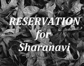 Reservation for Sharanavi