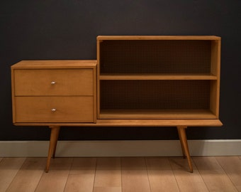 Paul McCobb Planner Group Modular Credenza