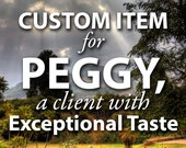 Custom Order for Peggy