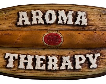 Cigar Sign Aroma Therapy