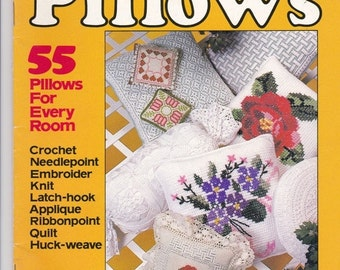 ON SALE McCalls Pillows Crafting Magazine Vintage 1970s