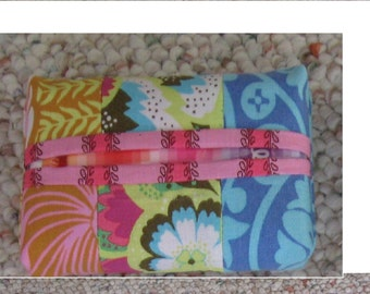 FOR TANYA - Travel Tissue Pack Covers Includes Tissues and Shipping, Amy Butler Fabrics