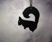 Noisy Squirrel Necklace