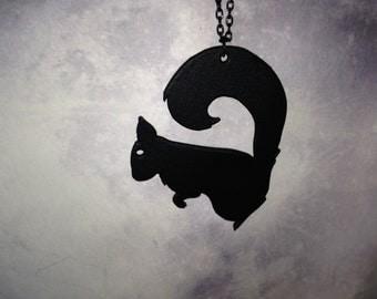 Noisy Squirrel Necklace