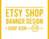 Etsy Banner, Custom Etsy Shop Banner, Customized Etsy Shop Banner, Custom Banner, Banners, Shop Banner, Etsy Banners, Etsy Banner Design