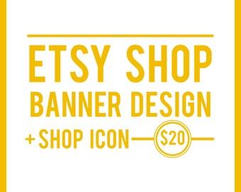 Etsy Shop Banner, Custom Etsy Banner, Customized Etsy Shop Banner, Custom Banner, Banners, Shop Banner, Etsy Banners, Etsy Banner Design