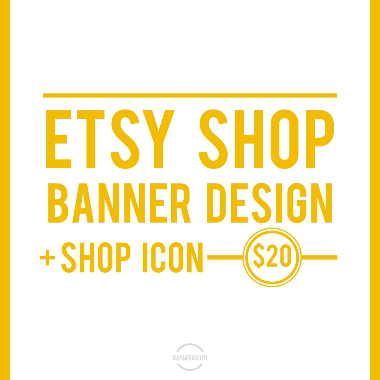 etsy shop banner custom etsy banner customized etsy shop banner custom banner banners shop. Black Bedroom Furniture Sets. Home Design Ideas