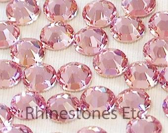 Light Rose 20ss Swarovski Elements Rhinestones Flatback 36 pieces