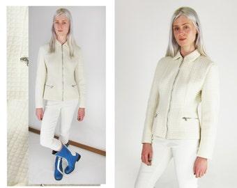 PRADA Vintage Quilted Nylon Jacket