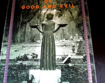 Vintage Book - Midnight in the Garden of Good and Evil  - by John Behrendt
