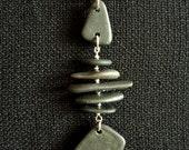 Lake Superior Stone Fish Necklace