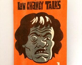 Lon Chaney Talks, Book One