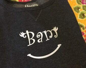 Bam Smile Sweatshirt
