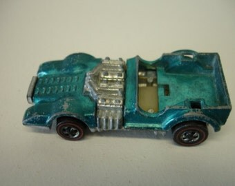 Vintage Hot Wheels Red Line 1970 Mutt Mobile Mattel toys Die cast cars