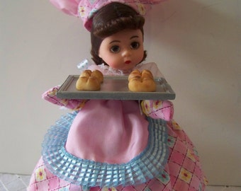 hot cross buns madame alexander 8 in doll