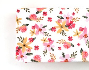 Changing Pad Cover Anna's Flowers. Change Pad. Changing Pad. Floral Changing Pad Cover. Changing Pad Girl.