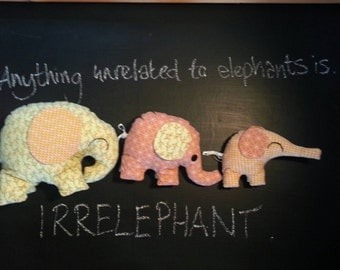 Ele-cute-tastic decorative elephants