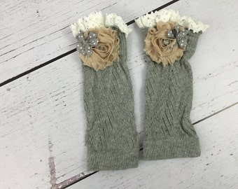 Baby/toddler leg warmers