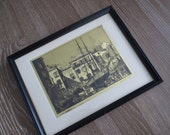 60% OFF Gold Foil Lithograph of Venice Italy by Lionel Barrymore